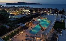 Foto Appartementen Iolida Beach in Agia Marina ( Chania Kreta)